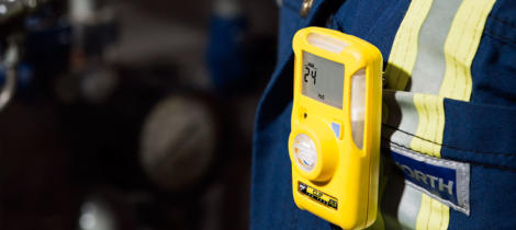 BW Clip - the new  maintenance-free single-gas detector