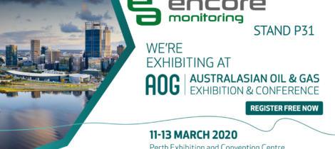 Encore Monitoring + Australasian Oil & Gas Expo 2020