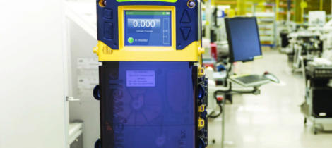 Gas Detection Solutions for Decontamination Applications