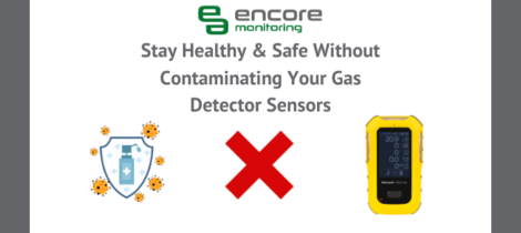 Guide to Cleaning and Disinfecting Gas Detectors