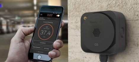 Sensepoint XCL - The NEW Bluetooth-enabled fixed gas detectors