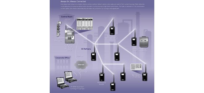 Mesh Guard Network