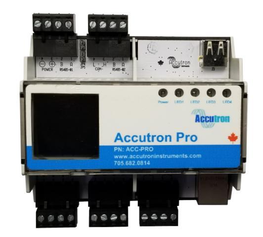 Accutron Pro