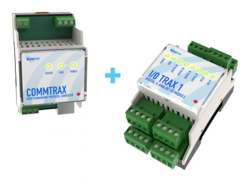 Commtrax And Io Trax
