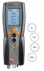 Testo 340 Diesel Engine Analyser Kit